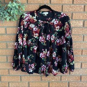 Umgee Floral Top